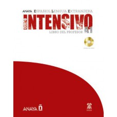 CURSO INTENSIVO LIBRO DEL PROFESOR A1 + CD AUDIO