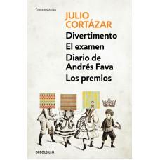 DIVERTIMENTO, EL EXAMEN, DIARIO DE ANDRE FAVA Y LOS PREMIOS