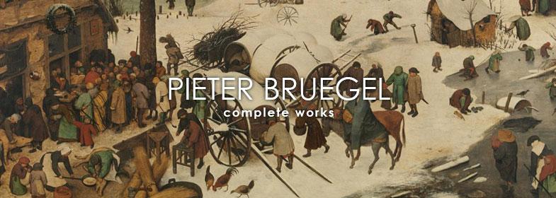 PIETER BRUEGEL. COMPLETE WORKS