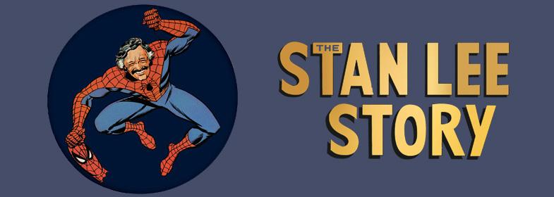 THE STAN LEE STORY - edizione limitata