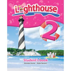 LIGHTHOUSE 2. STUDENT'S BOOK + STICKERS + CD