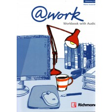 @WORK A2 WORKBOOK + CD - ELEMENTARY