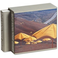 CHRISTO & JEANNE-CLAUDE. UMBRELLAS JAPAN/USA 1984-1991 - limited edition
