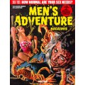 MEN'S ADVENTURE MAGAZINE.