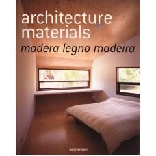 ARCHITECTURE MATERIALS: LEGNO