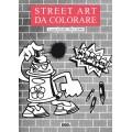 STREET ART DA COLORARE