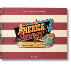 NAOMI HARRIS. AMERICA SWINGS - limited edition