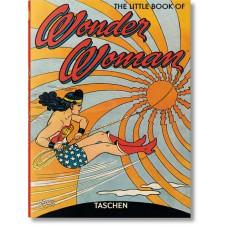 THE LITTLE BOOK OF WONDER WOMAN (IEP)