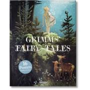 GRIMM'S FAIRY TALES - 16 PRINTS