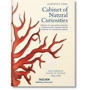 ALBERTUS SEBA. CABINET OF NATURAL CURIOSITIES (IEP)