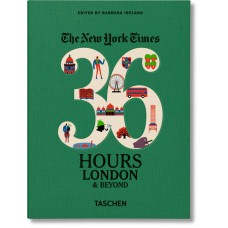 NYT. 36 HOURS. LONDON & BEYOND - pocket size