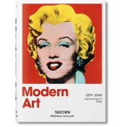 MODERN ART 1870-2000. IMPRESSIONISM TO TODAY (I)