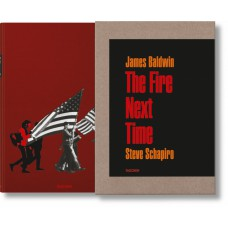 JAMES BALDWIN. THE FIRE NEXT TIME. PHOTOGRAPHS BY STEVE SCHAPIRO - limited edition