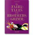 THE FAIRY TALES OF THE BROTHERS GRIMM - pocket size