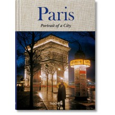 PARIS. PORTRAIT OF A CITY - ClothBound