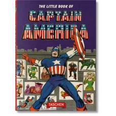 THE LITTLE BOOK OF CAPTAIN AMERICA (IEP)