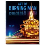 NK GUY. ART OF BURNING MAN - nuova edizione