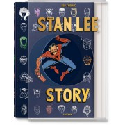 THE STAN LEE STORY - limited edition