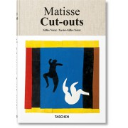 HENHENRI MATISSE. CUT-OUTS. DRAWING WITH SCISSORS