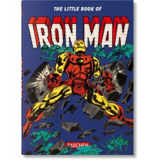 THE LITTLE BOOK OF IRON MAN (IEP)