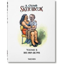 ROBERT CRUMB. SKETCHBOOK, VOL. 5: 1989 -1998