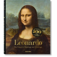 LEONARDO. THE COMPLETE PAINTINGS AND DRAWINGS (GB)