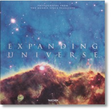 EXPANDING UNIVERSE. PHOTOGRAPHS FROM THE HUBBLE SPACE TELESCOPE (INT) - VA