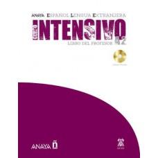 CURSO INTENSIVO A2 LIBRO DEL PROFESOR + CD