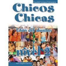 CHICOS CHICAS 2 LIBRO DEL ALUMNO