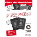 PASAPORTE B1 EJERCICIOS + CD