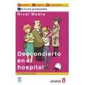 DESCONCIERTO EN EL HOSPITAL - NIVEL MEDIO