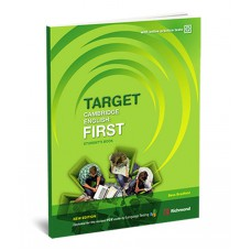 TARGET CAMBRIDGE ENGLISH FIRST (SB+CDR)