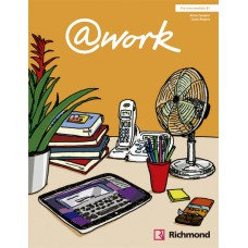 @WORK B1 WORKBOOK + CD - PRE-INTERMEDIATE