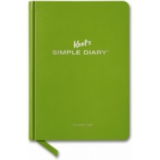 SIMPLE DIARY OLIVE GREEN