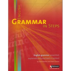 ENGLISH GRAMMAR IN STEPS - BOOK