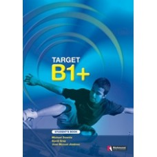 TARGET B1+ STUDENT'S BOOK +CD