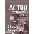 ACTÚA A2 ALUMNO CLAVES