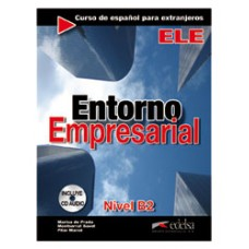 ENTORNO EMPRESARIAL LIBRO + CD