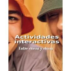 ACTIVIDADES INTERACTIVAS ENTRE CHICOS Y CHICAS
