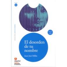 EL DESORDEN DE TU NOMBRE (ADAPTACIÓN)