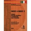 FRENTE A FRENTE 2 LIBRO + SOLUCIONARIO