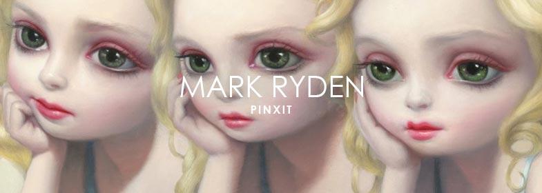 MARK RYDEN. PINXIT