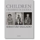 SEBASTIÃO SALGADO. CHILDREN I BAMBINI DI EXODUS